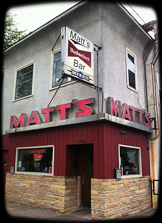 A photo of Matt's Bar