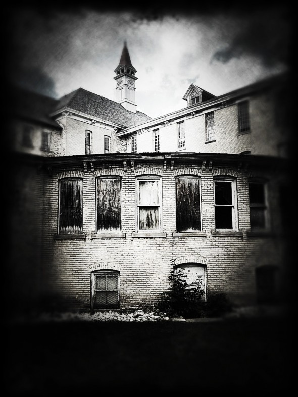 A photo of Traverse City State Hospital