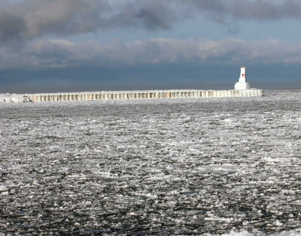 Another image of Petoskey Pierhead