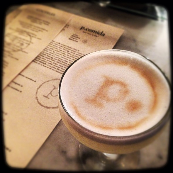 Pisco Sours + Peruvian at Picca