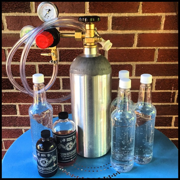 An image of a Maker: DIY Carbonation Rig