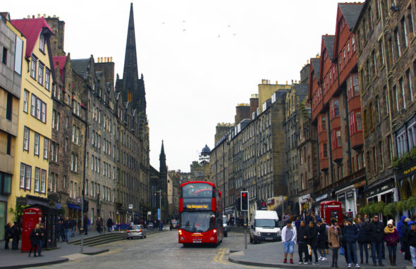 Image of The Royal Mile