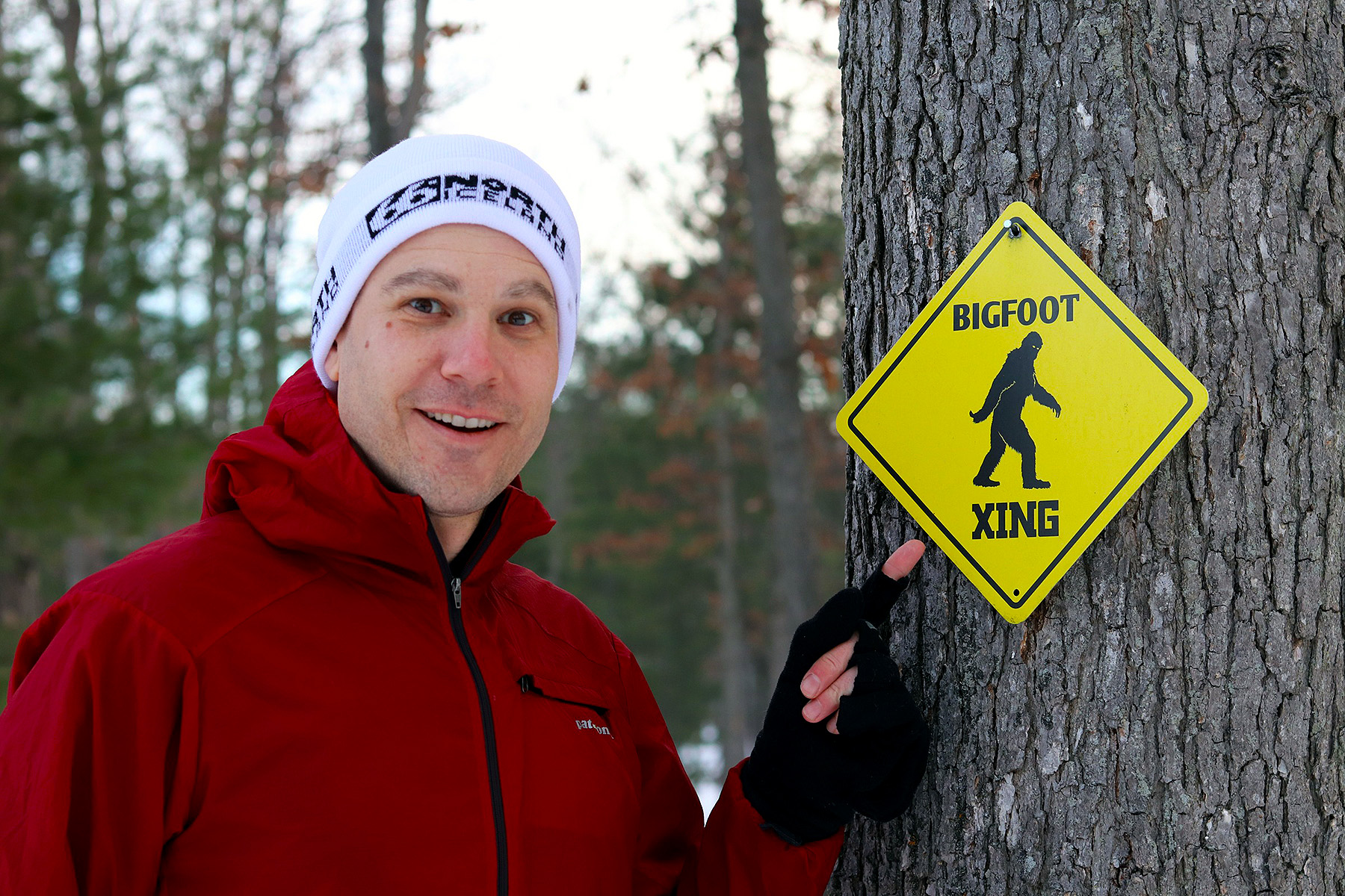 The 2018 Bigfoot Snowshoe Race