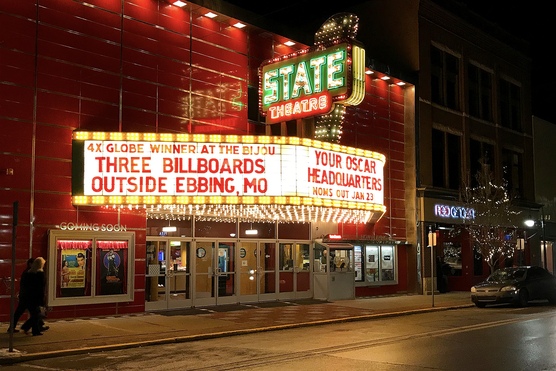 The State Theatre in Traverse City, Michigan